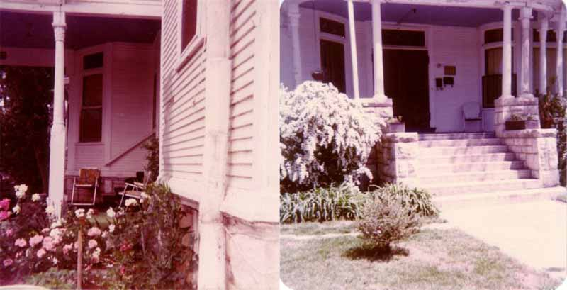 1980-Toms-House---Front-Porch---1980