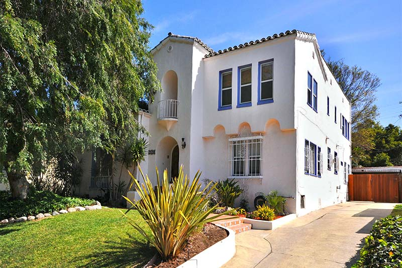 Los angeles spanish colonial revival circa old houses for Spanish style homes for sale