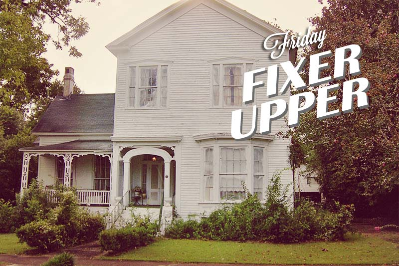 A Folk Victorian Farmhouse Fixer-Upper in Eufaula, Alabama