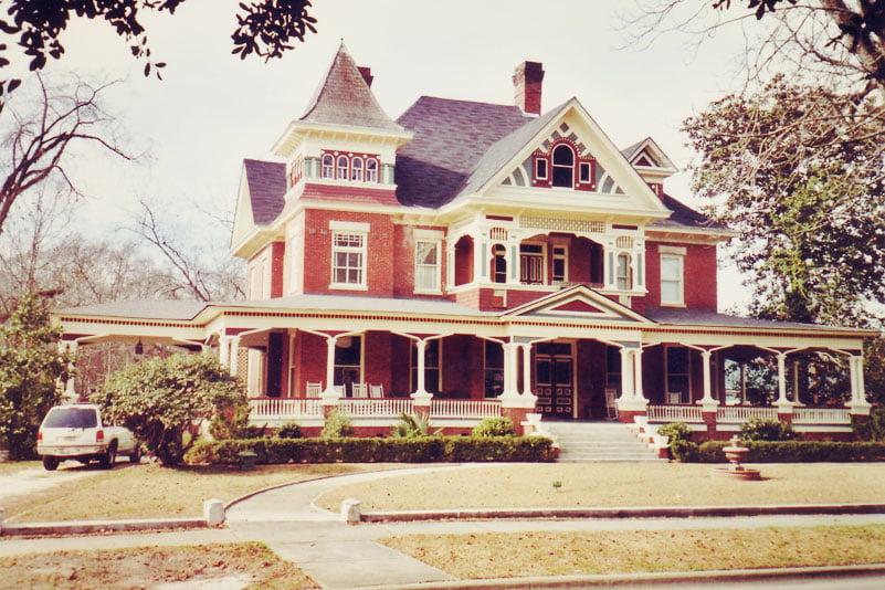 Foy-Beasley-Hamilton Home