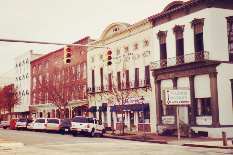 Eufaula-AL-downtown