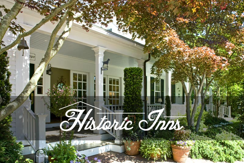 Our Favorite Historical Inns to Visit this Fall!