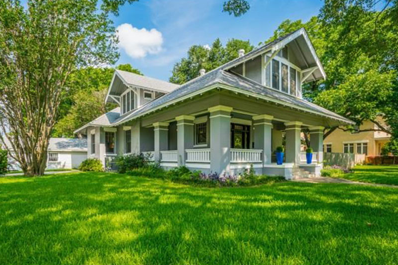 House Crush An Adorable Craftsman Bungalow In Georgetown