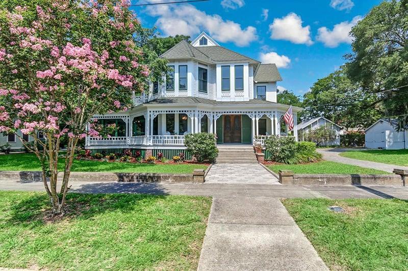 1883 Chadwick House In Fernandina Beach Florida
