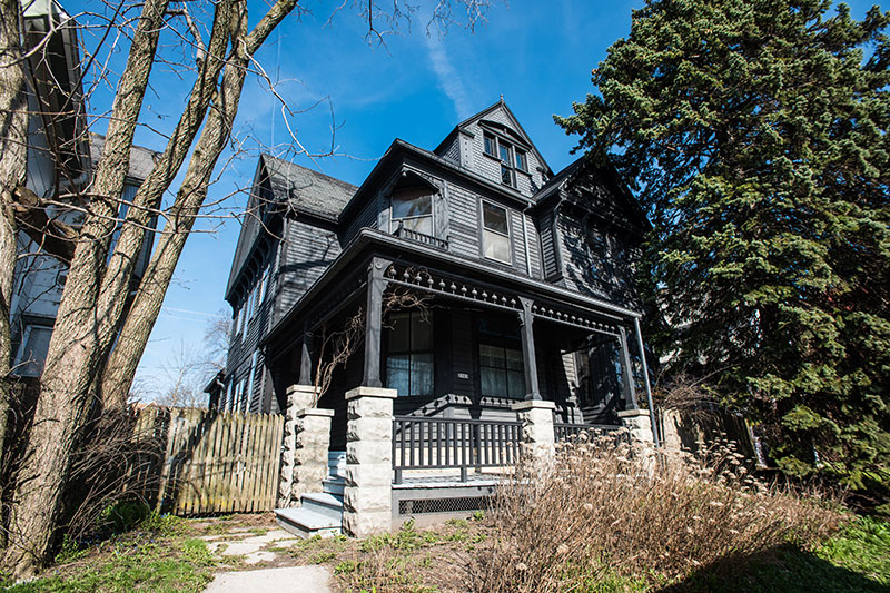 1891 Queen Anne Victorian In Milwaukee Wisconsin