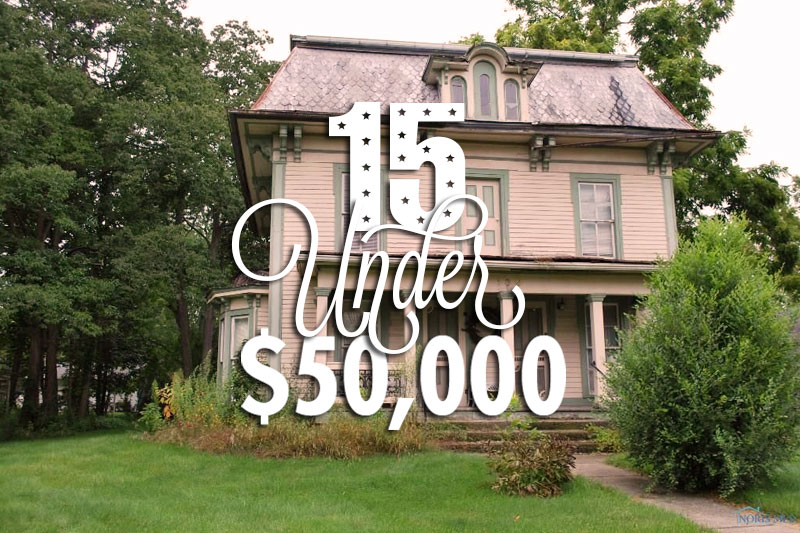 15 Houses Under $50,000: May 2018 Edition