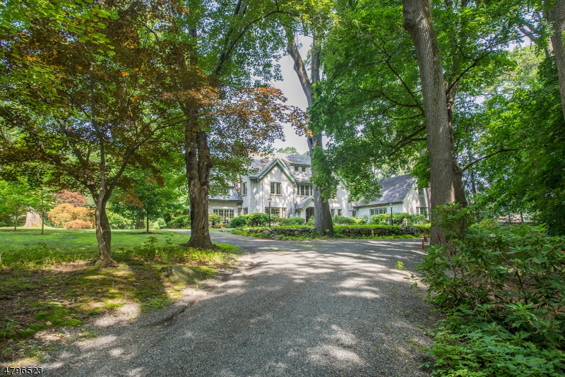 1900 English Country Style Manor For Sale In Boonton New Jersey