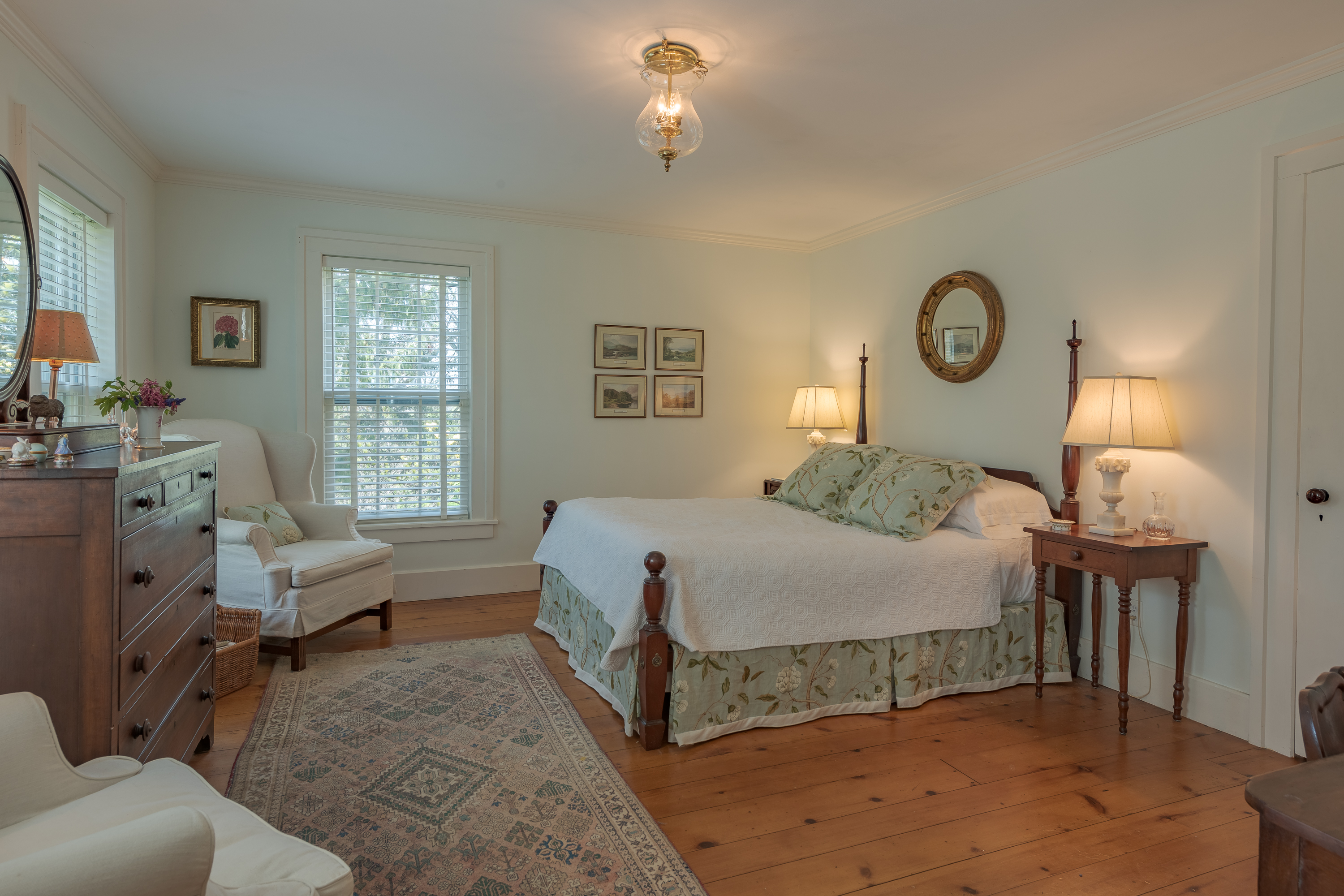 Historic Finger Lakes Wine Country Equestrian Estate-24