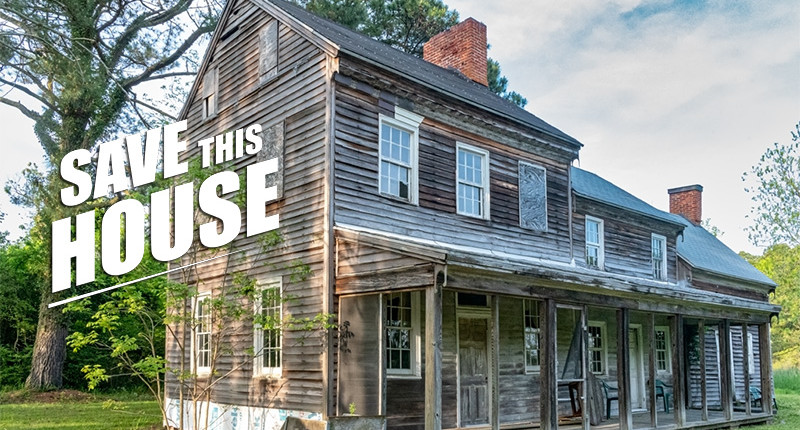 Rare and Endangered: The Nelson Homestead