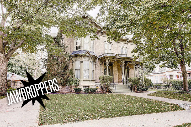 Jawdropper Alert! This National Register Italianate is Remarkable