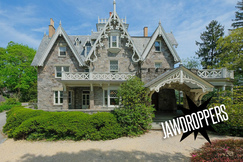 Jawdropper Alert! This Gothic Victorian is Blowing My Mind