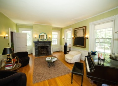 Grand Double Parlor